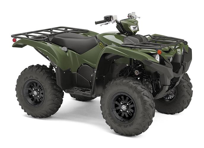 Yamaha YFM700 GRIZZLY SE