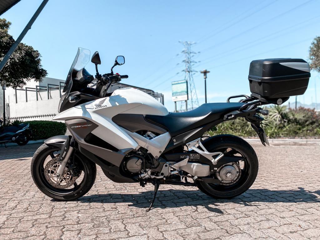 Yamaha Honda VFR800X